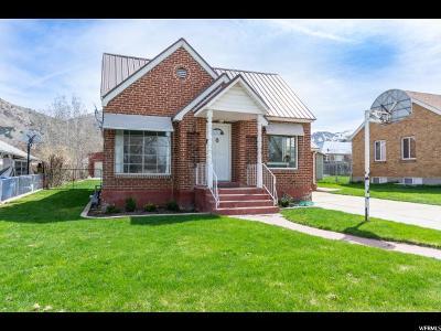 Brigham City Single Family Home For Sale: 222 N 200 E