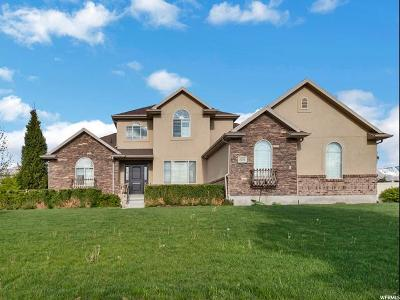 Tooele County Single Family Home For Sale: 5258 N Ponderosa Ln #312