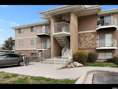 Provo Condo For Sale: 1245 Riverside Ave #46