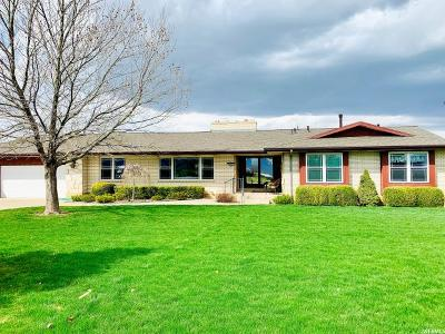 Spanish Fork Single Family Home For Sale: 6754 S 4000 W