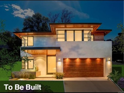 Salt Lake City Single Family Home For Sale: 2842 E Craig Dr S
