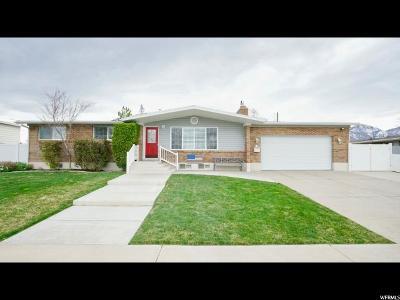 Orem Single Family Home For Sale: 181 S 240 E