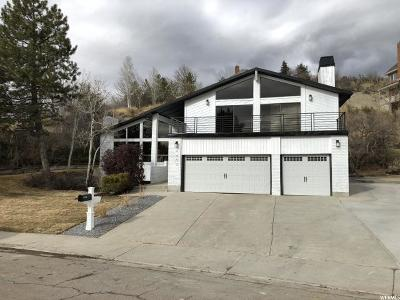 Provo Single Family Home Backup: 4692 N Windsor Dr