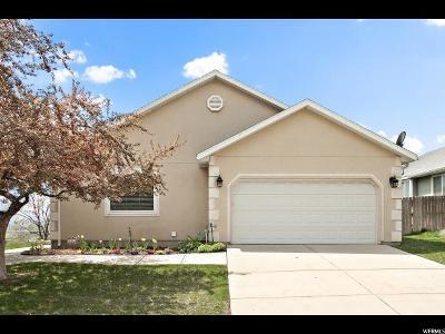 Provo Single Family Home For Sale: 1212 S Slate Canyon Dr E