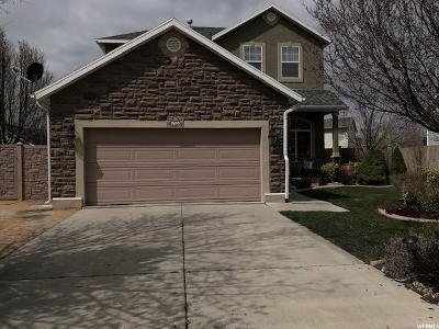 Spanish Fork Single Family Home For Sale: 1462 S 2190 E