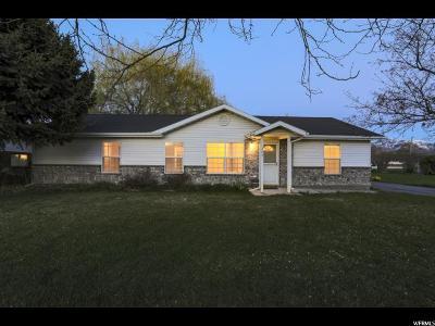 Hyrum Single Family Home For Sale: 259 S 500 E