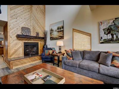 Park City Condo For Sale: 1450 N Deer Valley Dr E