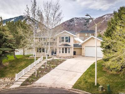 Spanish Fork Single Family Home For Sale: 2554 Oak Haven Cir