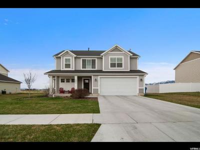 Nibley Single Family Home For Sale: 1311 W 2890 S