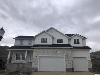 Herriman Single Family Home Under Contract: 6953 W Majestic View Ln #706