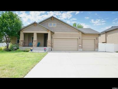 Wasatch County Single Family Home For Sale: 1180 E Grist Mill Rd