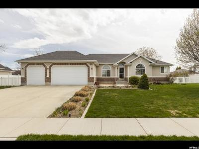 Riverton Single Family Home Under Contract: 1151 W River Hills Dr.