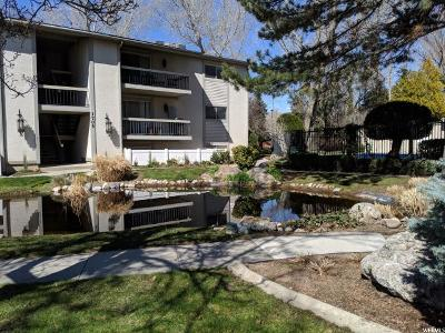 Holladay Condo For Sale: 1703 E Woodbridge Dr S #19