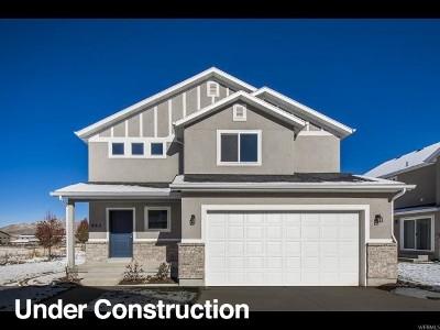 Santaquin Single Family Home Under Contract: 193 N Braeburn Ln #5