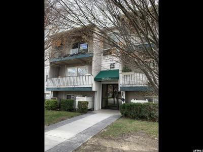 Salt Lake City Condo Under Contract: 1861 W 600 N #A19