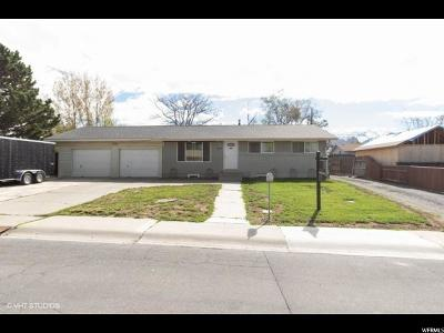 Orem Single Family Home For Sale: 308 N 900 W