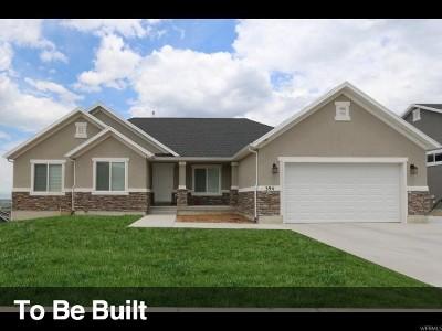 Springville Single Family Home For Sale: 1924 E 400 S #7