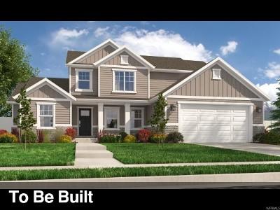 Springville Single Family Home Under Contract: 1843 E 475 S #18