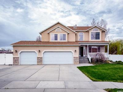Riverton Single Family Home Under Contract: 2562 W 12165 S