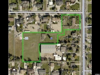 South Jordan Residential Lots & Land For Sale: 11044 S 1300 W