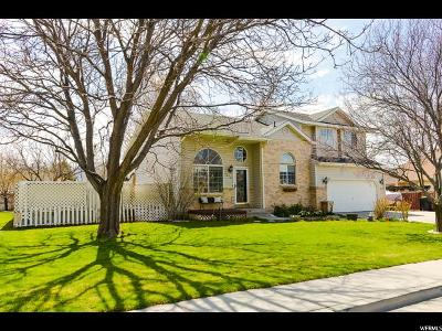 Springville Single Family Home For Sale: 1510 E 350 S