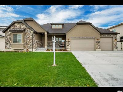 Tooele County Single Family Home For Sale: 351 E Angell Way N