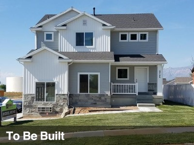 Weber County Single Family Home For Sale: 4469 S West Park Dr