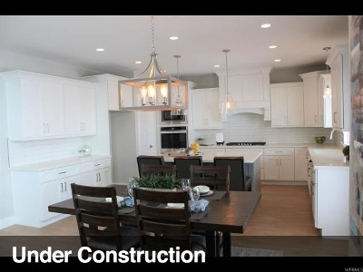 Herriman Single Family Home Under Contract: 14678 S Sky Bird Dr W