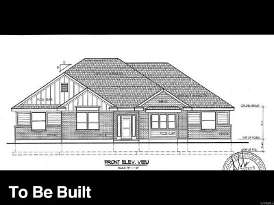 Weber County Single Family Home For Sale: 3950 N 3175 W