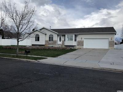 Clearfield Single Family Home Backup: 1281 S 1125 E E