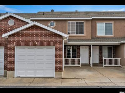Weber County Single Family Home For Sale: 167 W Morristown Ln N