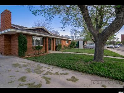 St. George Single Family Home For Sale: 445 S 400 E