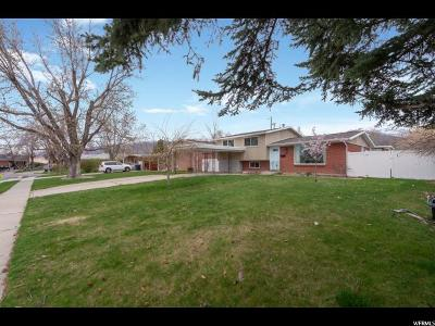 Bountiful Single Family Home Under Contract: 871 S 150 W