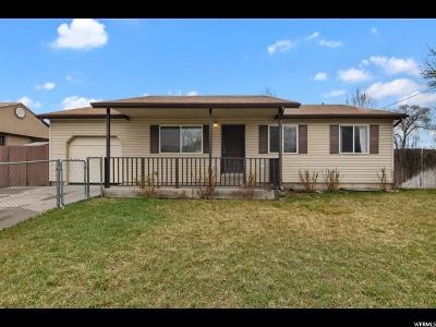 Orem Single Family Home For Sale: 391 N 725 W