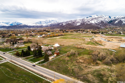 Wasatch County Residential Lots & Land For Sale: 555 N River Rd