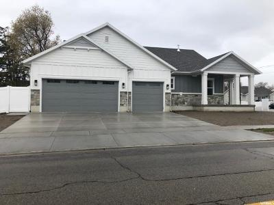 American Fork Single Family Home For Sale: 196 E 600 St N
