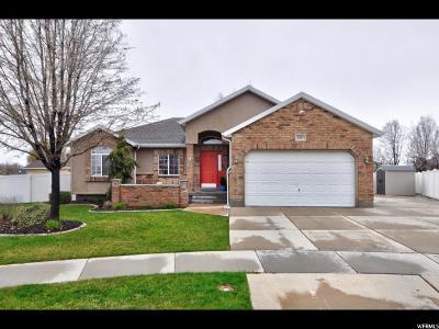 Riverton Single Family Home For Sale: 4511 W Spring Park Cir S
