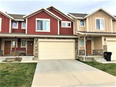 Hyrum Townhouse For Sale: 354 S 1285 E
