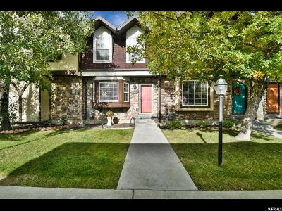 Midway Townhouse For Sale: 171 S Hamlet Cir