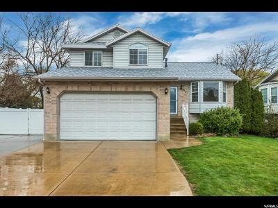 Roy Single Family Home Backup: 5727 S 2700 W
