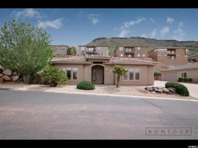 St. George Single Family Home For Sale: 1210 W Indian Hills Dr #39