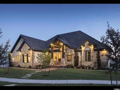 Lehi Single Family Home For Sale: 4555 N Ridge View Way