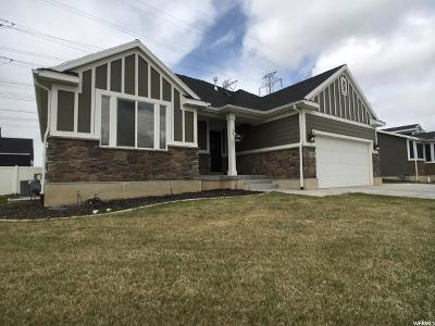 Roy Single Family Home Under Contract: 5645 S 3200 W