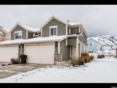 Hyrum Townhouse Under Contract: 397 S 1285 E