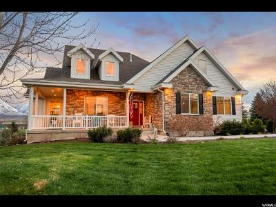 Payson Single Family Home Under Contract: 5781 W 11450 S