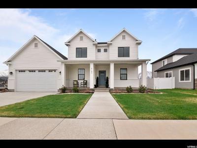 Spanish Fork Single Family Home For Sale: 2192 E 700 N