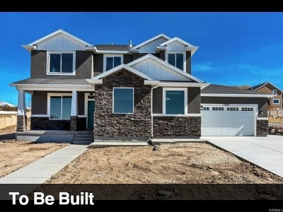 American Fork Single Family Home For Sale: 538 W 1040 N
