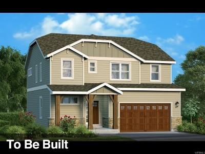 Draper Single Family Home For Sale: 14758 Glacial Peak Dr #1