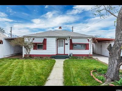 Orem Single Family Home For Sale: 244 N 800 W