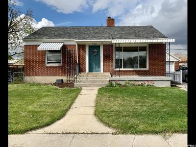 Provo Single Family Home For Sale: 730 W 800 N